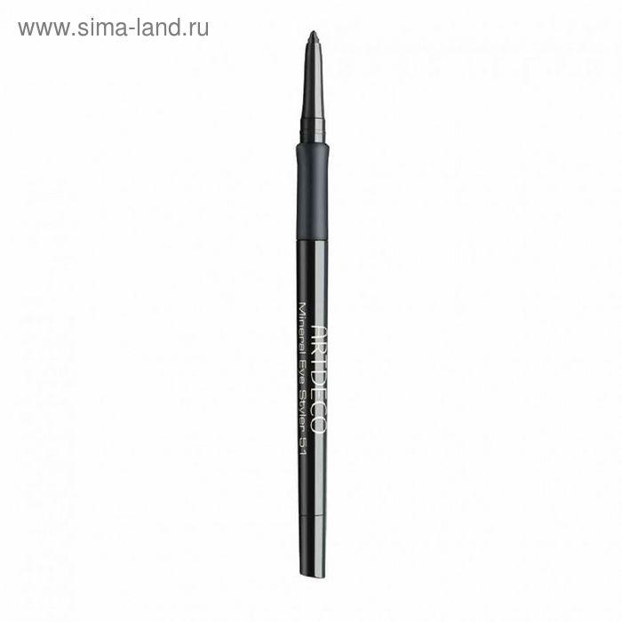 Минеральный карандаш для глаз Artdeco Mineral, тон 51, 0,4 г