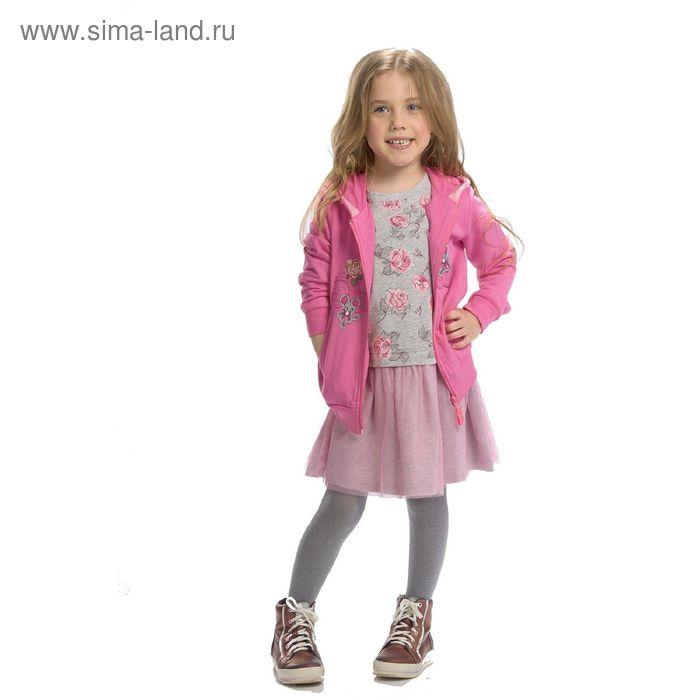 Платье для девочек, 4 года, цвет Серый GDJ3005