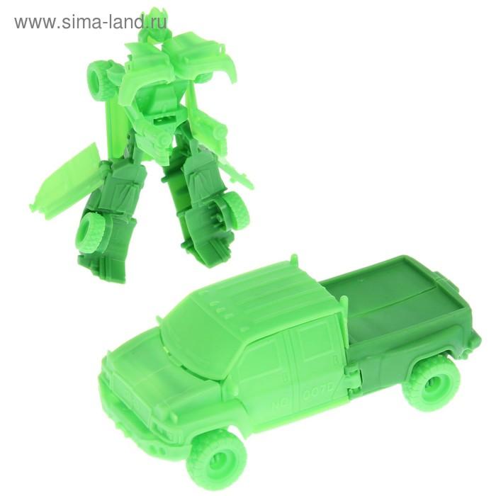 """Робот трансформер """"Автобот"""""""