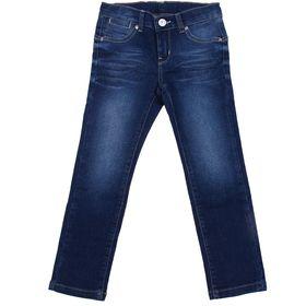 Джинсы для девочки, рост 104 см, цвет синий 2181_Д Ош