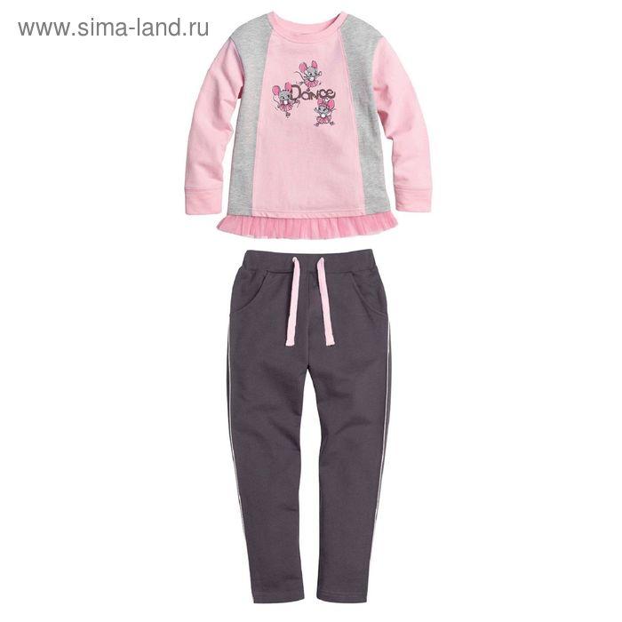 Комплект для девочек, 3 года, цвет Розовый GAJP3005