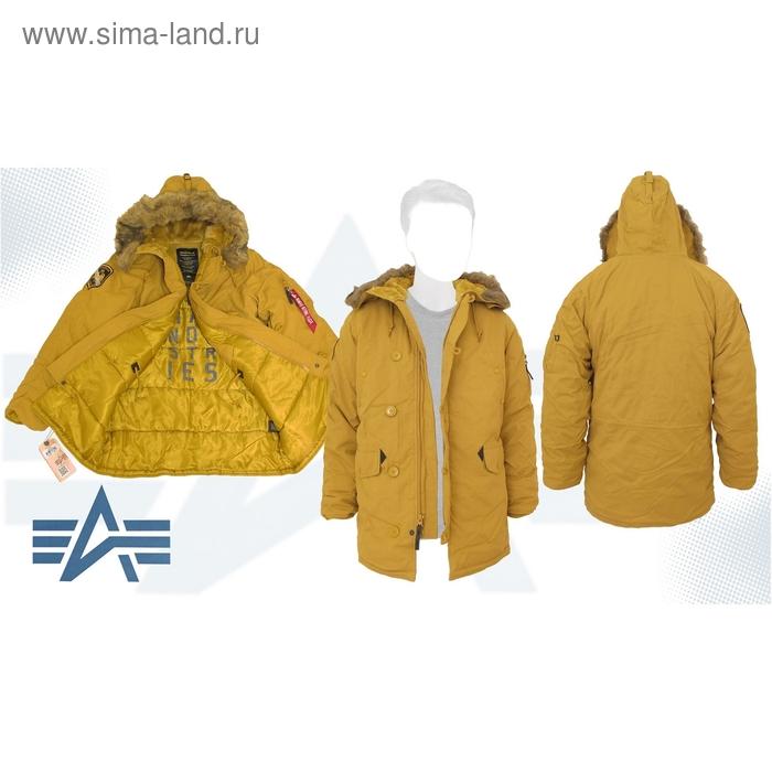 Куртка утеплённая Altitude Parka Alpha Industries Tumbleweed, M