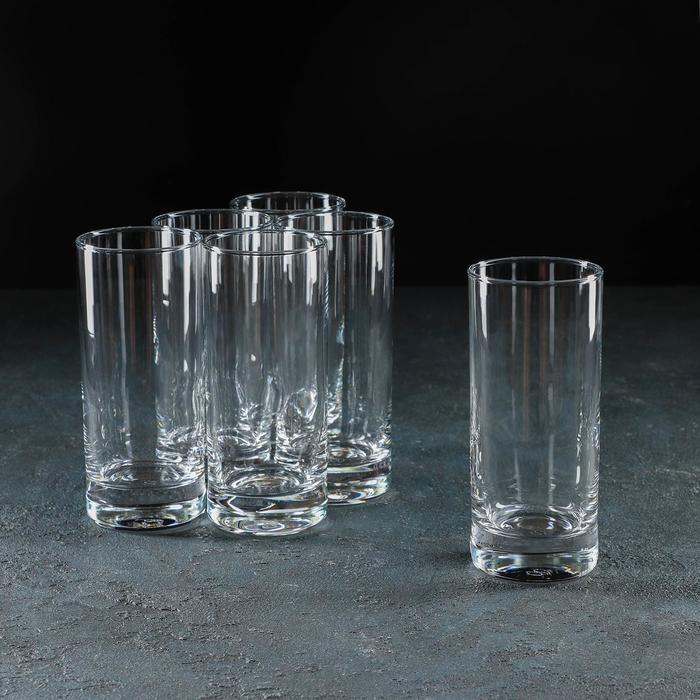 Набор стаканов 285 мл Side, 6 шт