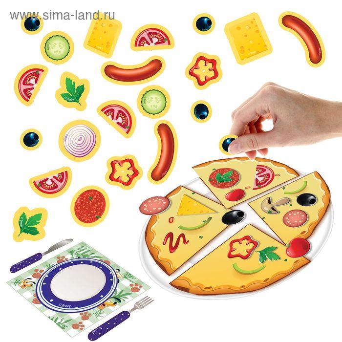 Игровой набор на магнитах «Микки Маус: Весёлый пикник», 16 х 22 см