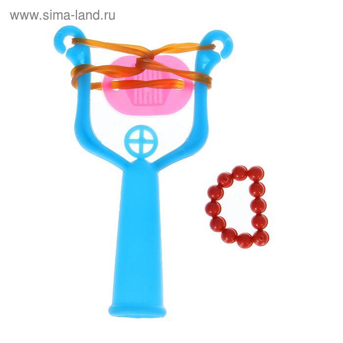 "Рогатка ""Снайпер"" с пульками, цвета МИКС"