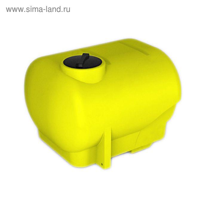 Агробак 2500, жёлтый