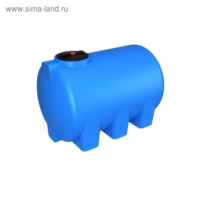 Емкость H 2000, синяя