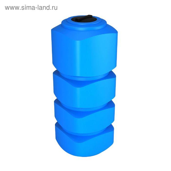 Емкость L 1000, синяя
