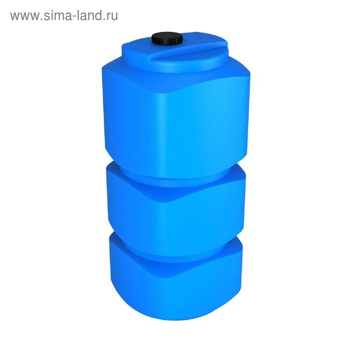 Емкость L 750 oil, синяя
