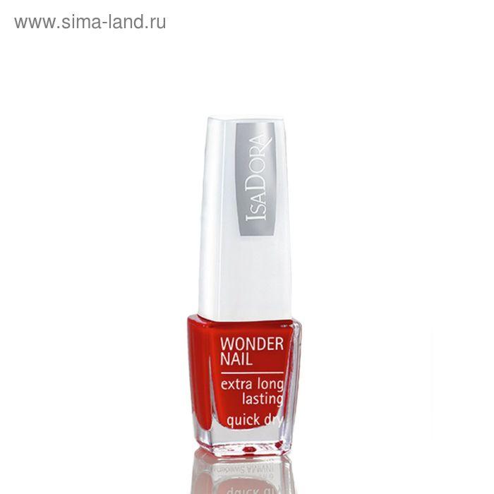 Лак для ногтей IsaDora Wonder Nail, тон 182, 6 мл