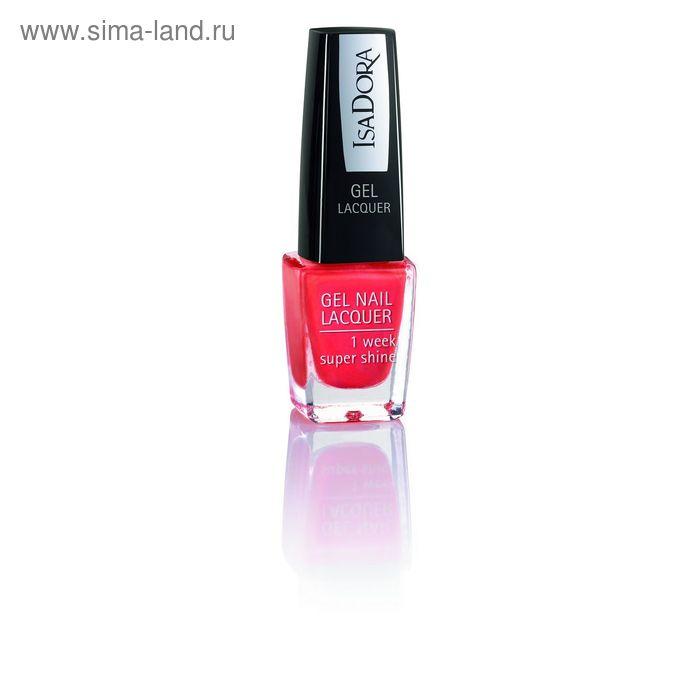 Лак для ногтей гелевый IsaDora Gel Nail Lacquer, тон 233, 6 мл