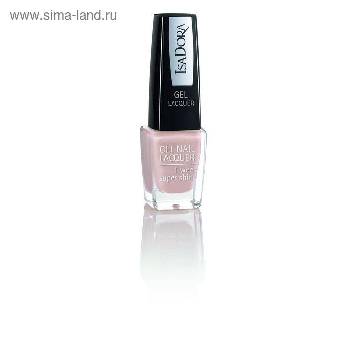 Лак для ногтей гелевый IsaDora Gel Nail Lacquer, тон 220, 6 мл