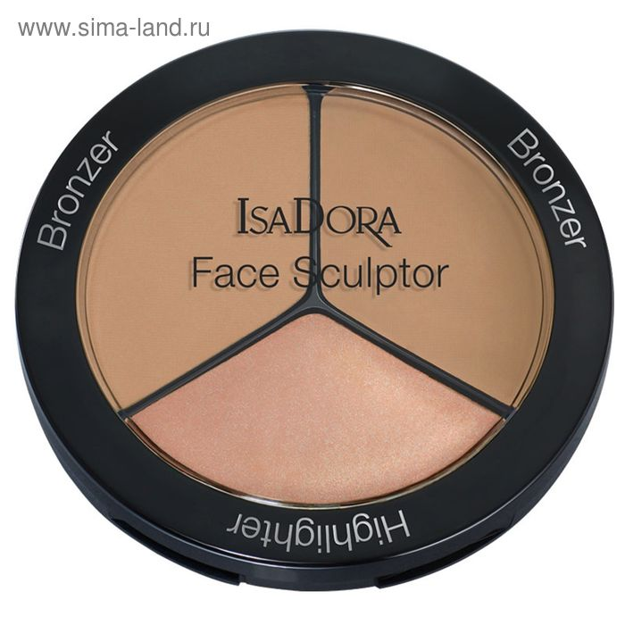Многофункциональное средство для макияжа IsaDora Face Sculptor, тон 11, 18 г