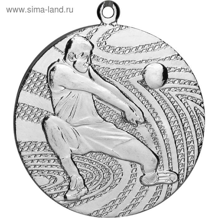 Медаль Волейбол MMC1540/S, d=40 мм