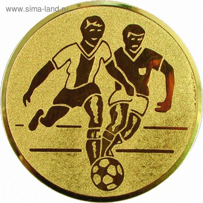Жетон Футбол d=25 мм, A1