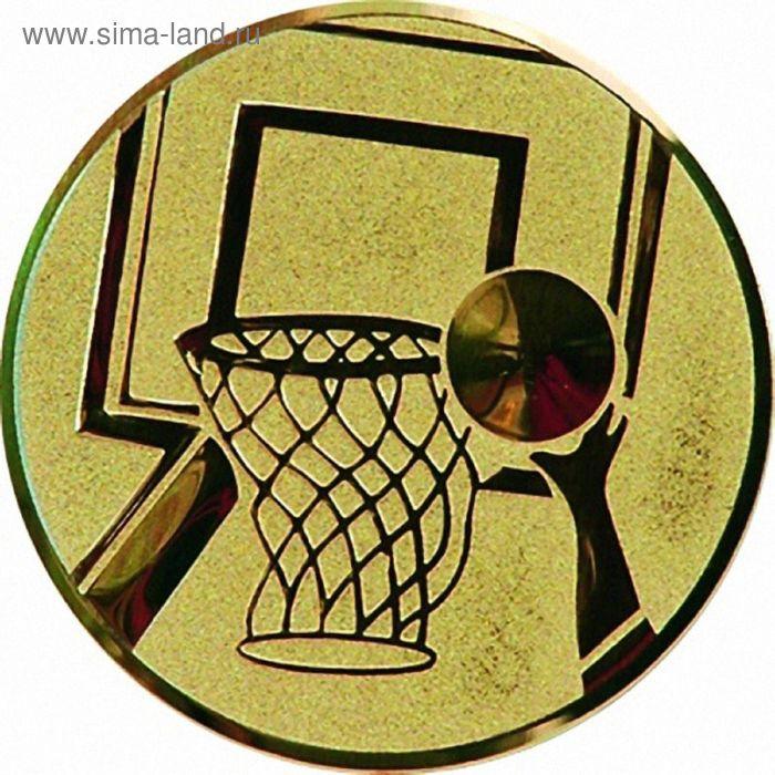 Жетон Баскетбол d=25 мм, A8/G