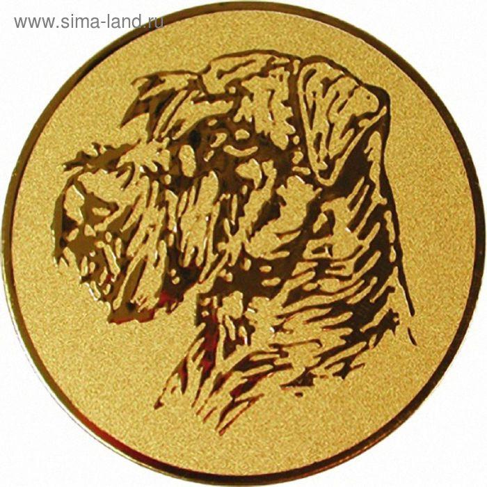 Жетон Собака d=25 мм, А91