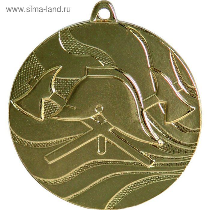 Медаль Пожарный MMC3950/G, d=50 мм