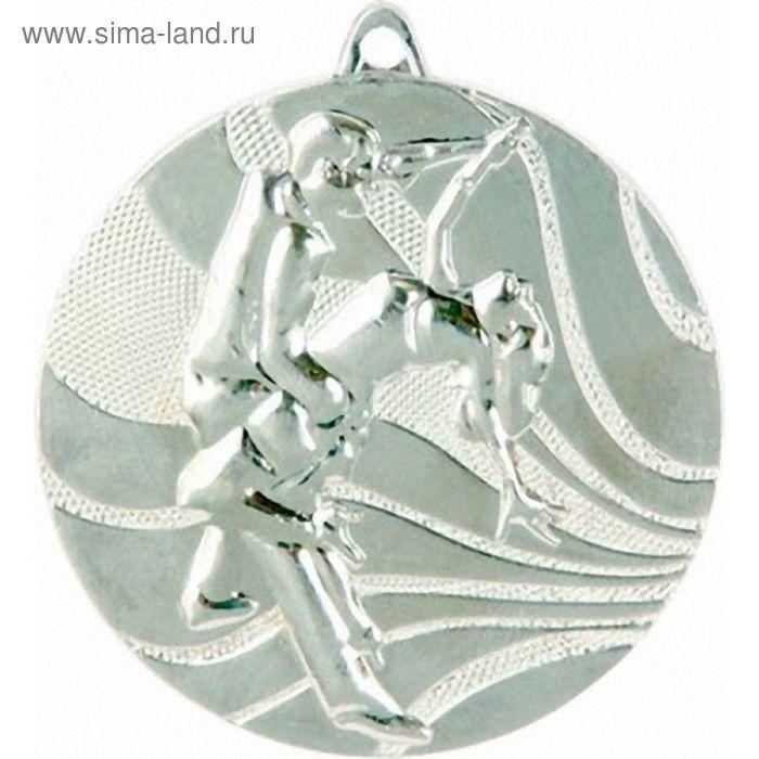 Медаль Танцы спортивные MMC2950/S, d=50 мм