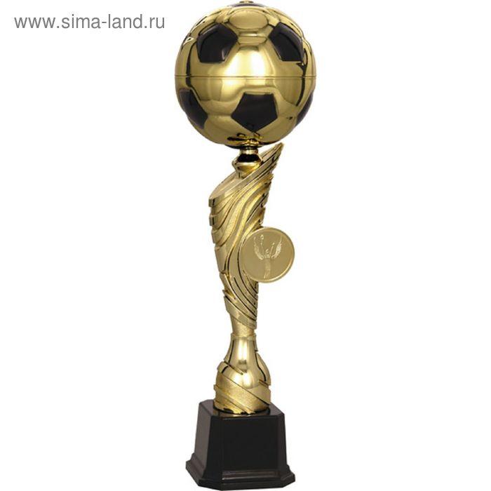 Кубок 4093D Футбол, h=33 см, d=100 мм
