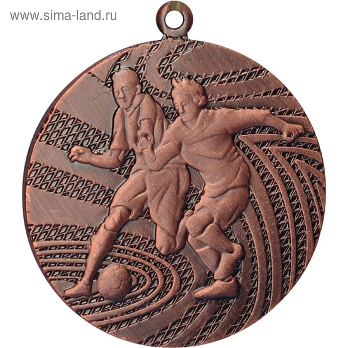 Медаль Футбол MMC1340/B, d=40 мм