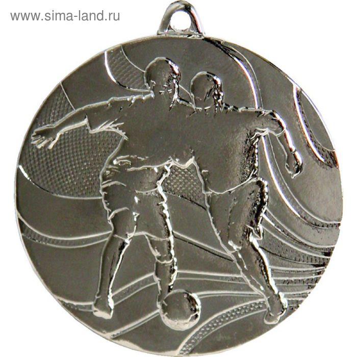 Медаль Футбол MMC3650/S, d=50 мм
