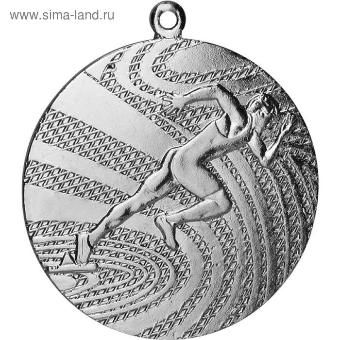 Медаль Бег MMC1740/S, d=40 мм