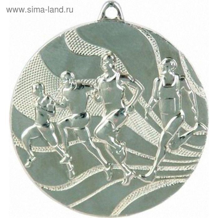 Медаль Бег MMC2350/S, d=50 мм