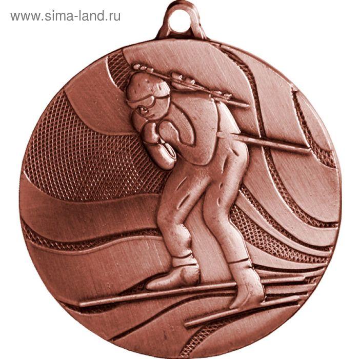 Медаль Биатлон MMC4750/B, d=50 мм