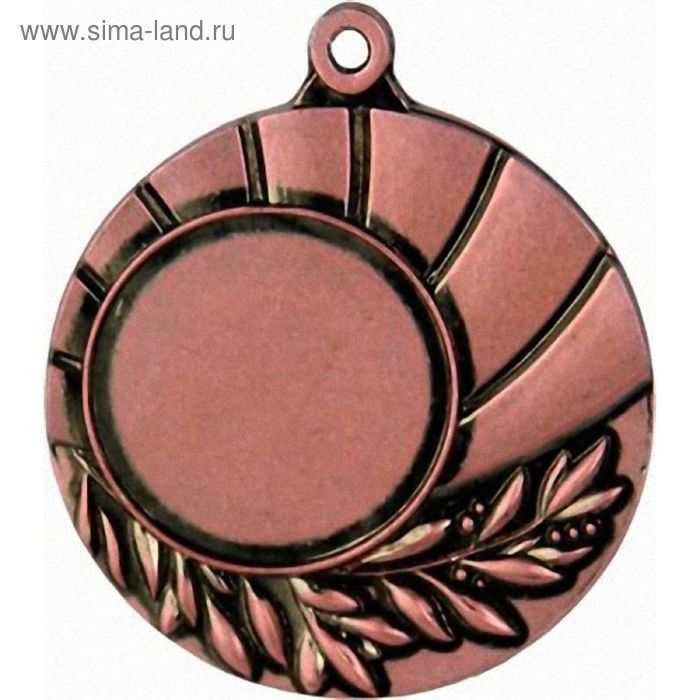 Медаль MD15045/B, d=45 мм, место под эмблему 25 мм