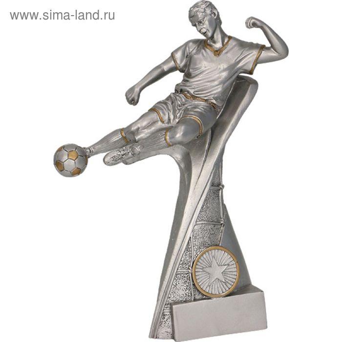 Фигурка литая Футбол RP5001, h=17.5 см