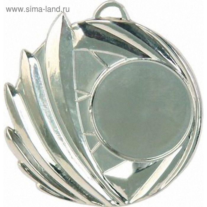 Медаль MD1650/S 55х45 мм, место под эмблему 25 мм