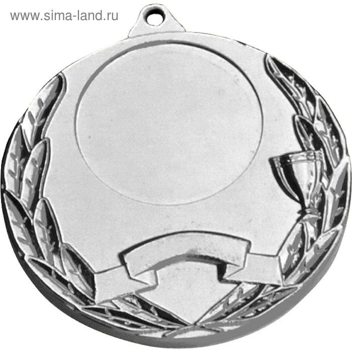 Медаль MMC5052/S, d=50 мм, место под эмблему 25 мм