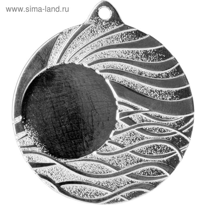 Медаль MMC5053/S, d=50 мм, место под эмблему 25 мм