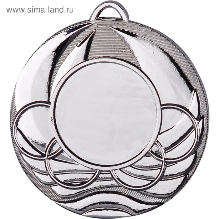 Медаль MD2250/S, d=50 мм, место под эмблему 25 мм