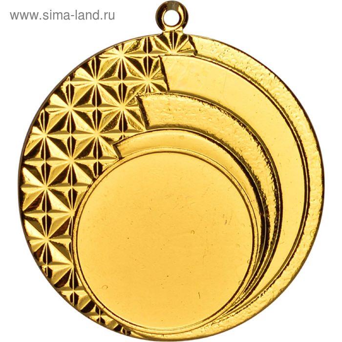 Медаль MMC9045/G, d=45 мм, место под эмблему 25 мм