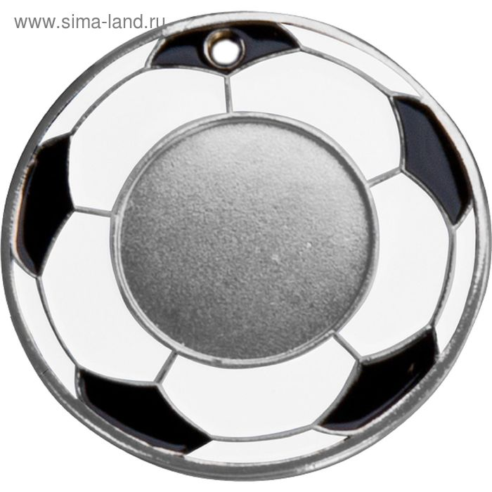 Медаль Футбол MMC5150/S, d=50 мм