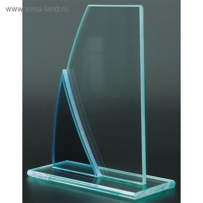 Награда стеклянная h=170 мм, М21B