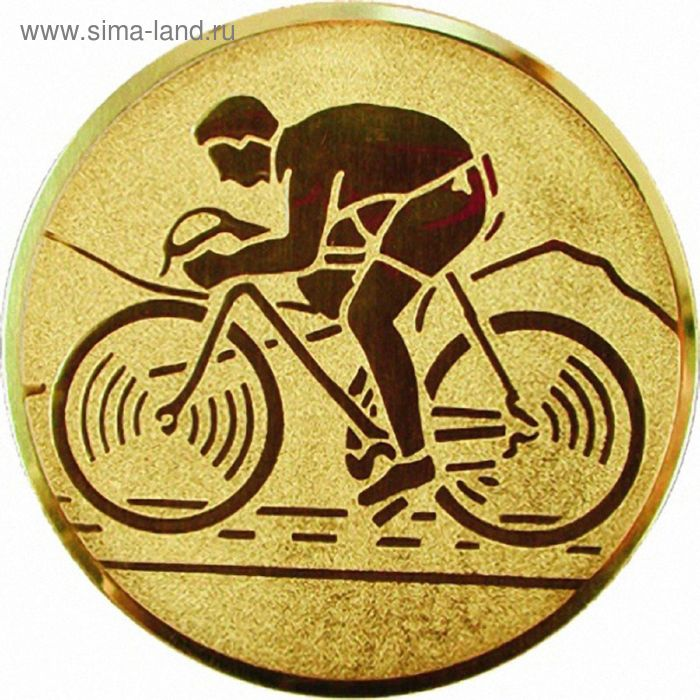 Жетон Велоспорт d=50 мм, A99