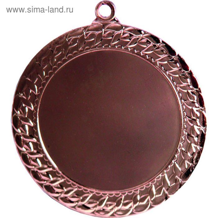Медаль MMC2072/B, d=70 мм, место под эмблему 50 мм