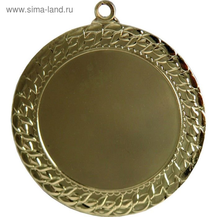 Медаль MMC2072/G, d=70 мм, место под эмблему 50 мм