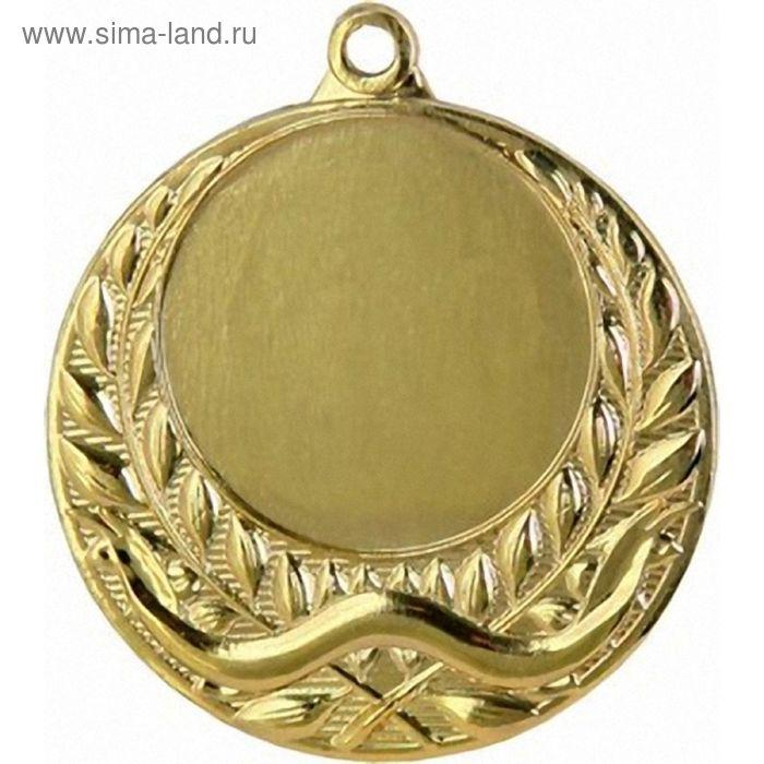 Медаль MMC3040/G, d=40 мм, место под эмблему 25 мм