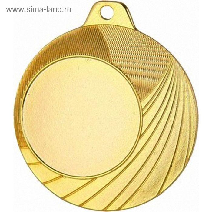 Медаль MMC4040/G, d=40 мм, место под эмблему 25 мм