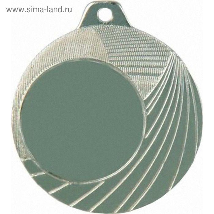 Медаль MMC4040/S, d=40 мм, место под эмблему 25 мм