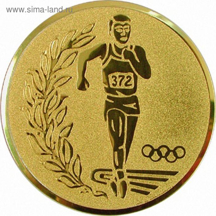 Жетон Олимпийчик d=25 мм, A34