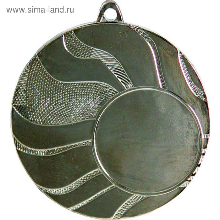 Медаль MMC4250/S, d=50 мм, место под эмблему 25 мм