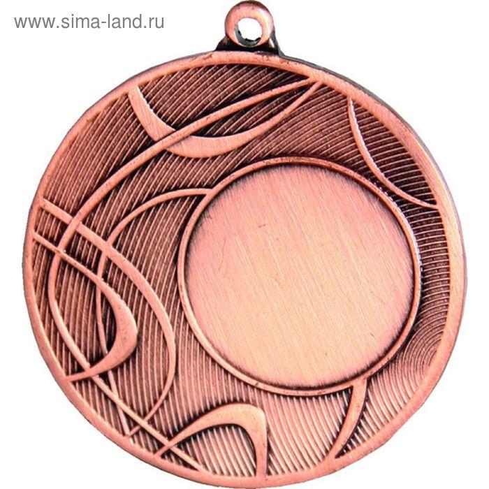 Медаль MMC4450/B, d=50 мм, место под эмблему 25 мм