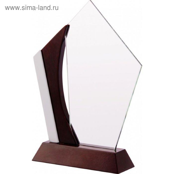 Награда хрустальная h=20 см, GW100-20