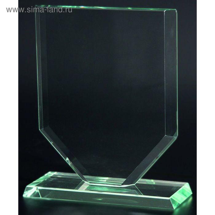 Награда стеклянная 230*230 мм, M57A/FP