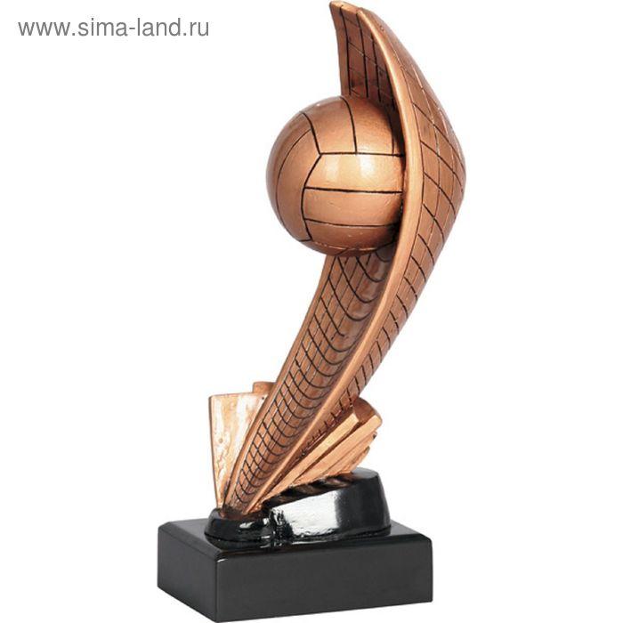 Фигурка литая Волейбол RFST2040/AG, h=29 см